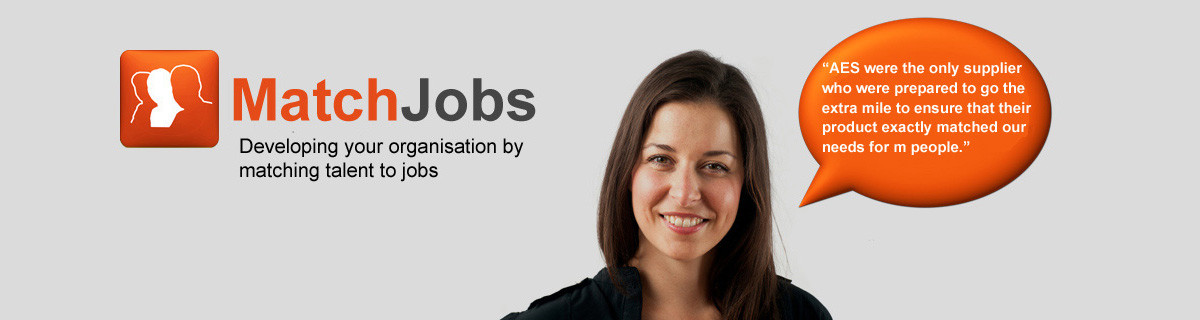 MatchJobs Developing your organisation by matching talent to jobs