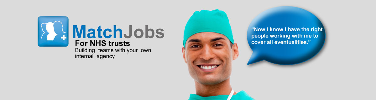 MatchJobs-For NHS Trust