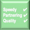 speedy, partnering, quality